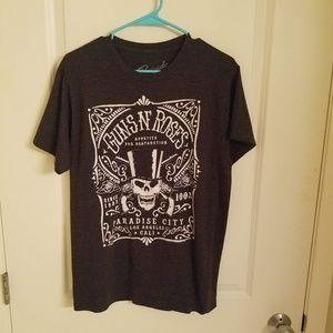3/$18 Guns N Roses Appetite For Destruction Tee